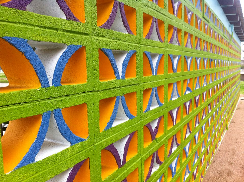 Windsor Park Wall