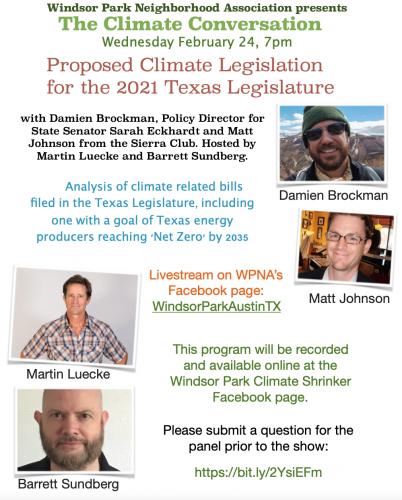 Climate Conversation Feb 2021