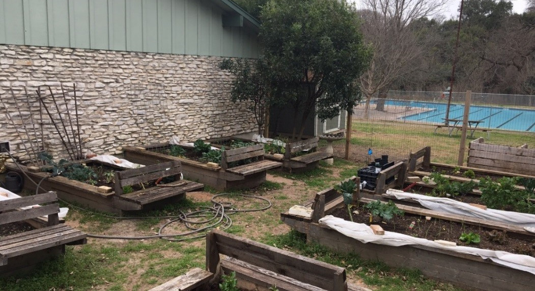 Senior Community Garden - Dottie Jordan Park - Cropped