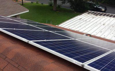 Climate Corner – Install a solar array on your house tomorrow